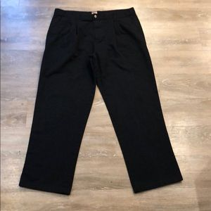 5/$25 🤩 George• Relaxed Fit Black Pants
